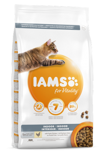 Iams Vitality Adult Indoor 2KG